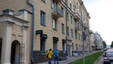 Реконструкция зданий по ул.Фрунзе в Минске