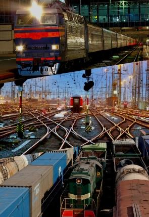 Оборудование и запчасти для железной дороги