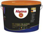 Краска Alpina Суперстойкая фасадная