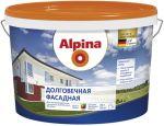Краска Alpina Долговечная фасадная