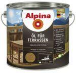 Масло Alpina Öl für Terrassen