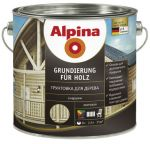 Грунтовка Alpina Grundierung für Holz