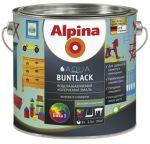 Эмаль Alpina Aqua Buntlack