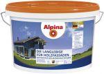 Краска Alpina Die Langlebige für Holzfassaden