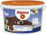 Краска Alpina Die Beständige für das Dach