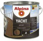 Лак Alpina Yacht по дереву