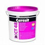Ceresit  CT 48 Силиконовая краска